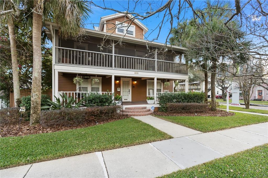 300 E HARWOOD ST, Orlando FL 32801