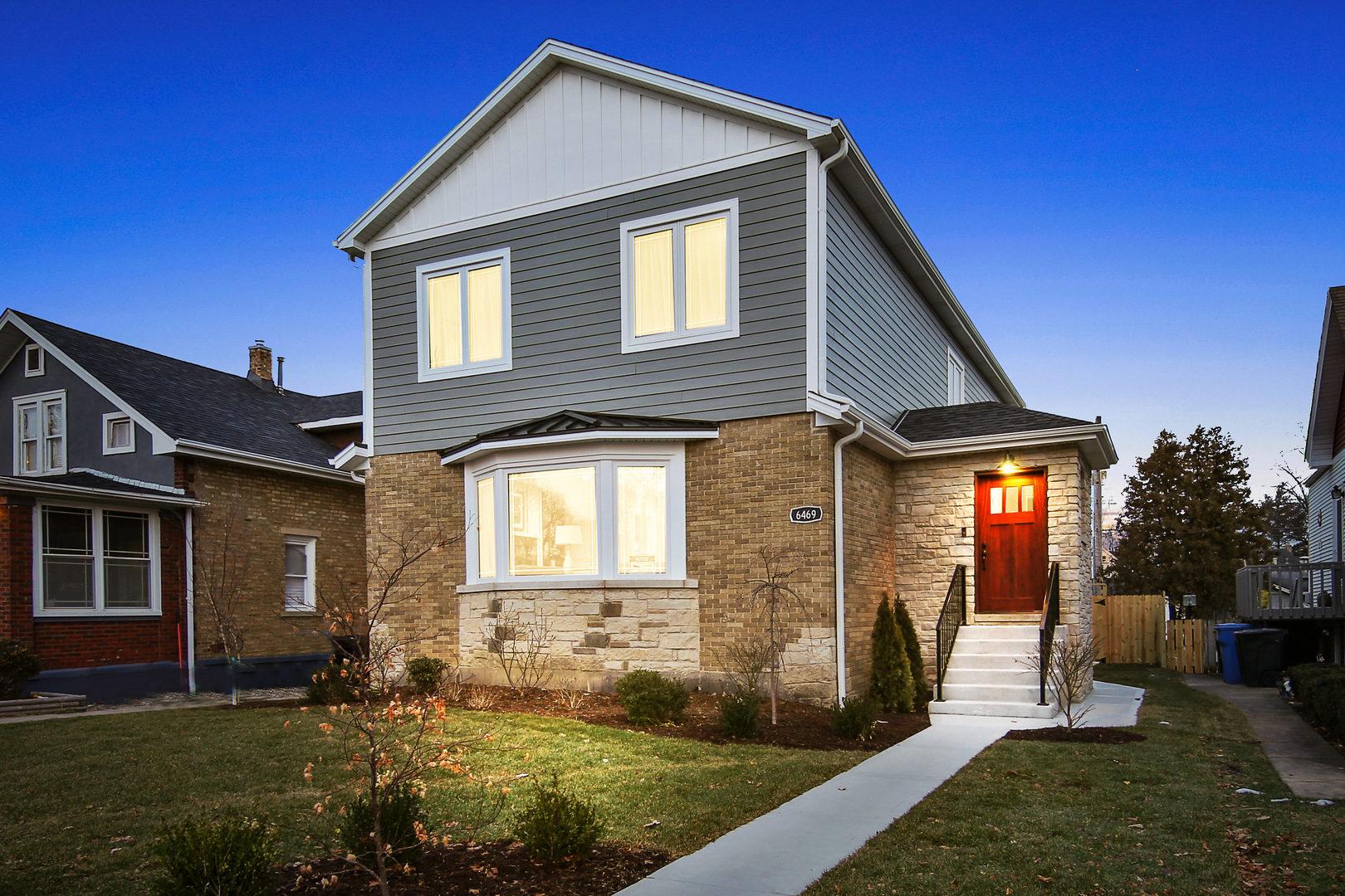 6469 N Nordica Avenue, Chicago IL 60631