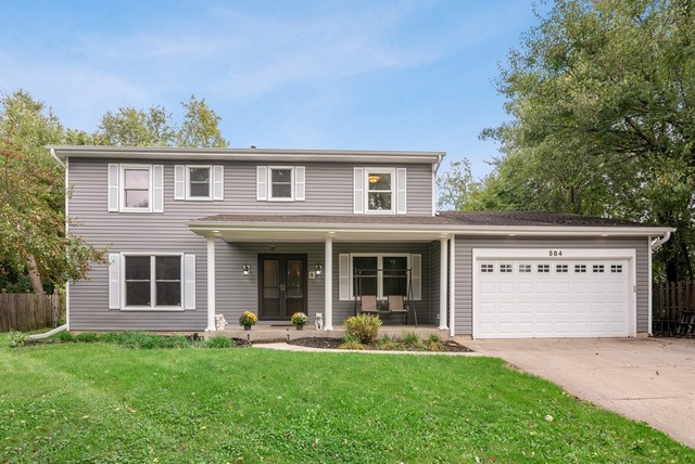 584 Green Oaks Drive, Crystal Lake IL 60014