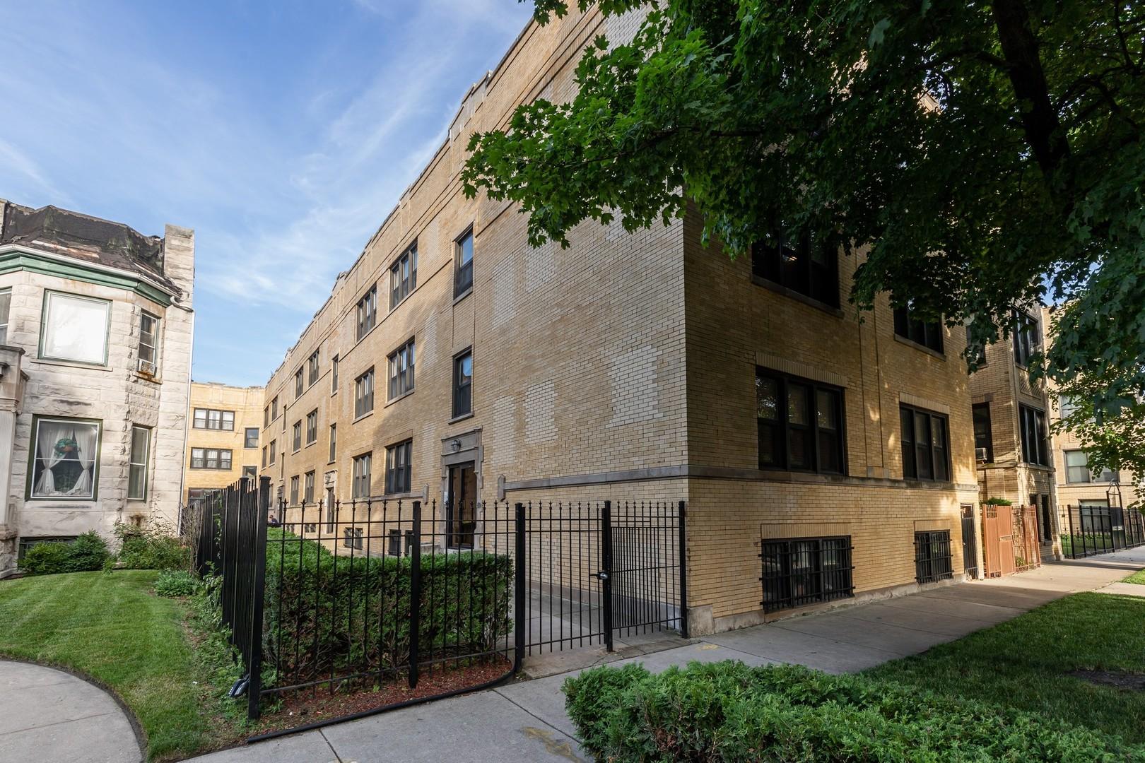 6331 S Kimbark Avenue Unit 2W, Chicago IL 60637