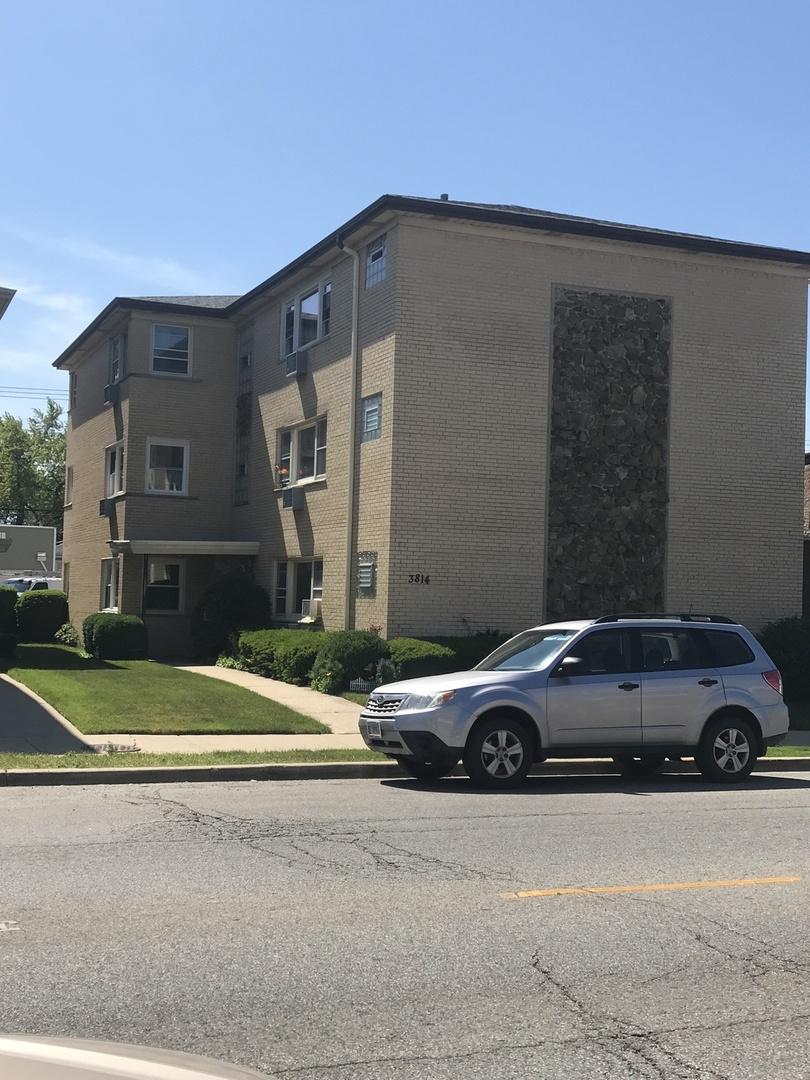 3814 N HARLEM Avenue Unit 2W, Chicago IL 60634