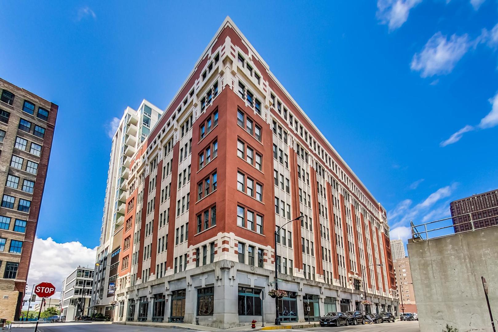 732 S Financial Place Unit 618, Chicago IL 60605