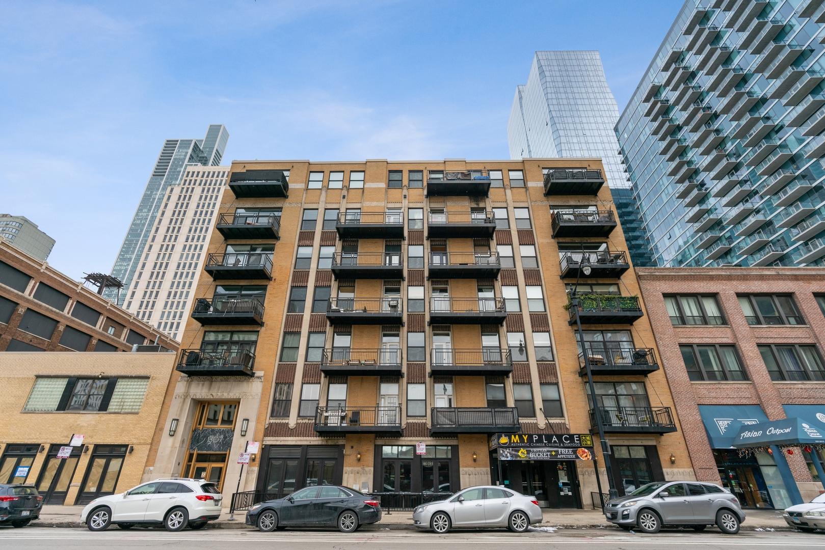 1307 S Wabash Avenue Unit 605, Chicago IL 60605
