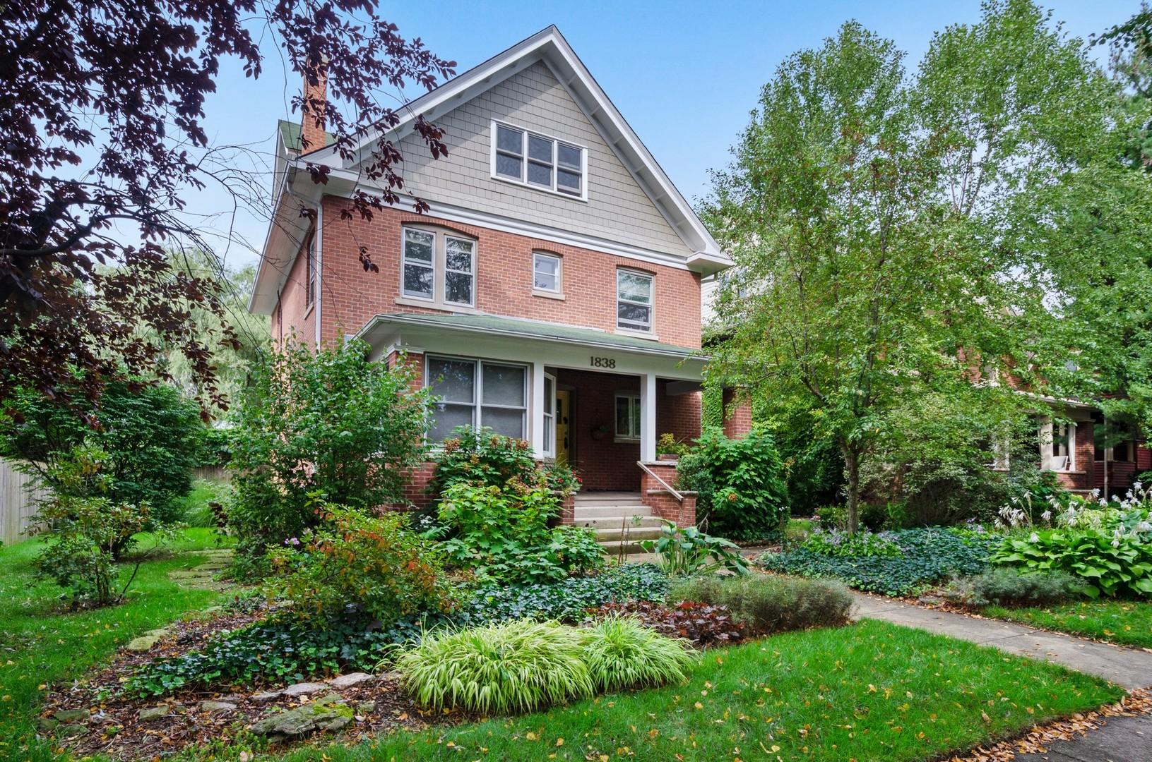 1838 Wesley Avenue, Evanston IL 60201