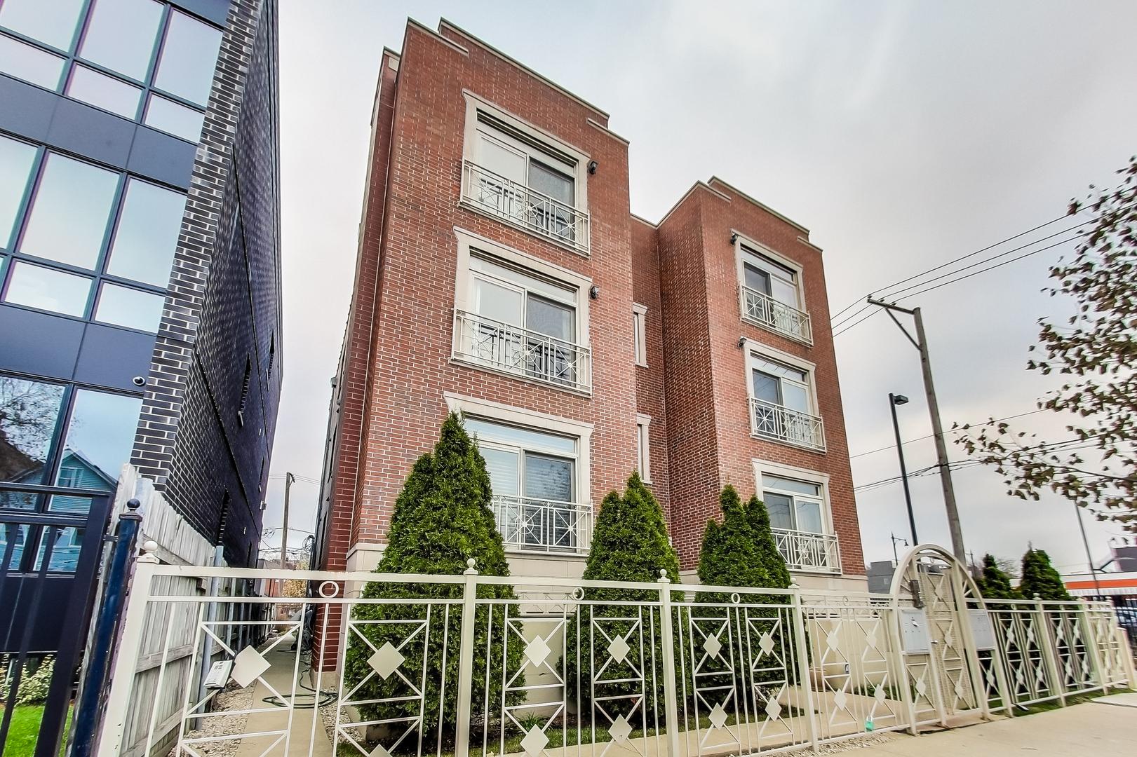 1617 N Campbell Avenue Unit 1N, Chicago IL 60647