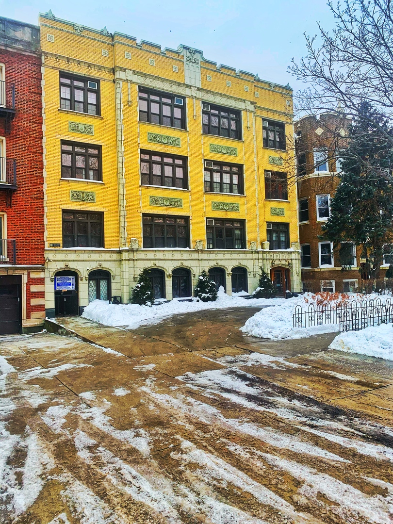 1127 W Farwell Avenue Unit 208, Chicago IL 60626