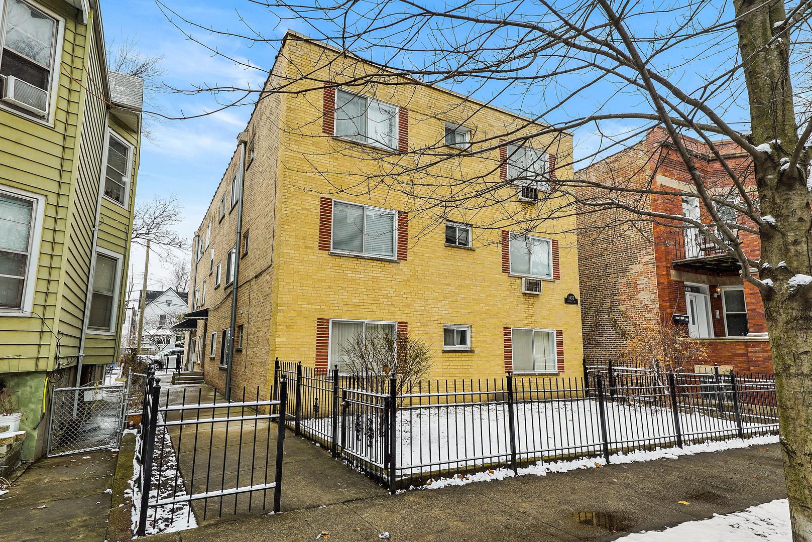 1432 W ROSEMONT Avenue Unit 3N, Chicago IL 60660