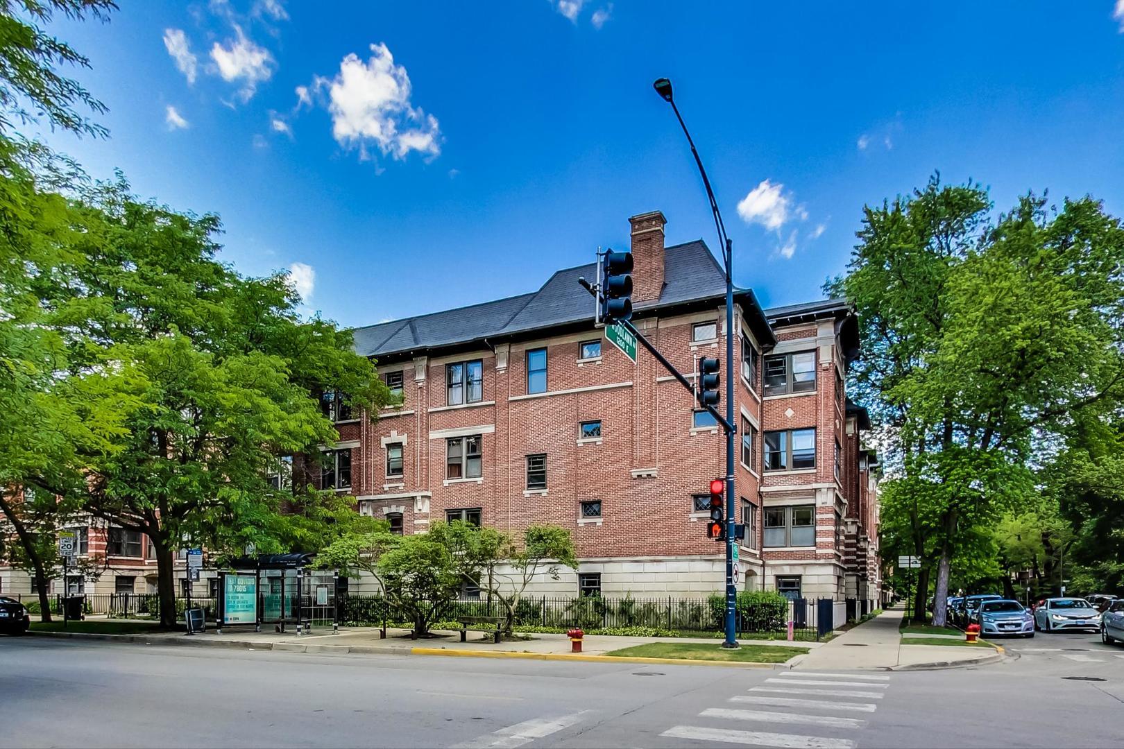 5056 S Woodlawn Avenue Unit 1, Chicago IL 60615