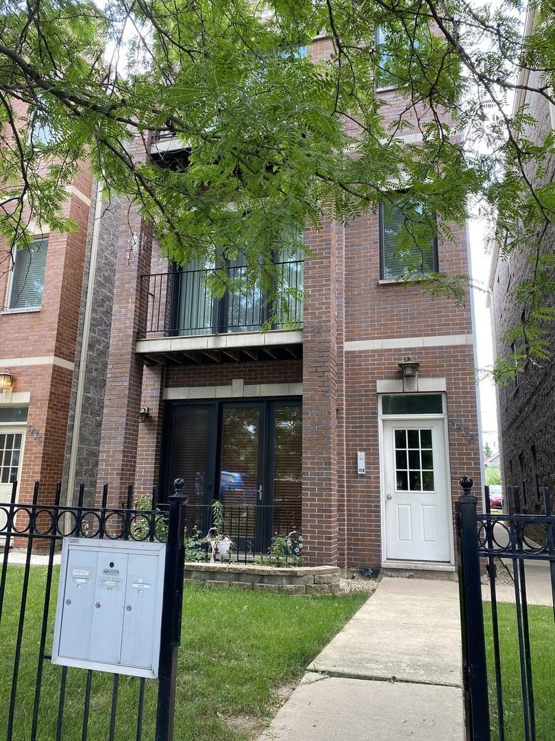 3438 N Narragansett Avenue Unit 1, Chicago IL 60634