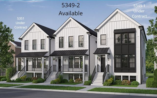 5349, UNIT #2 N Bowmanville Avenue, Chicago IL 60625