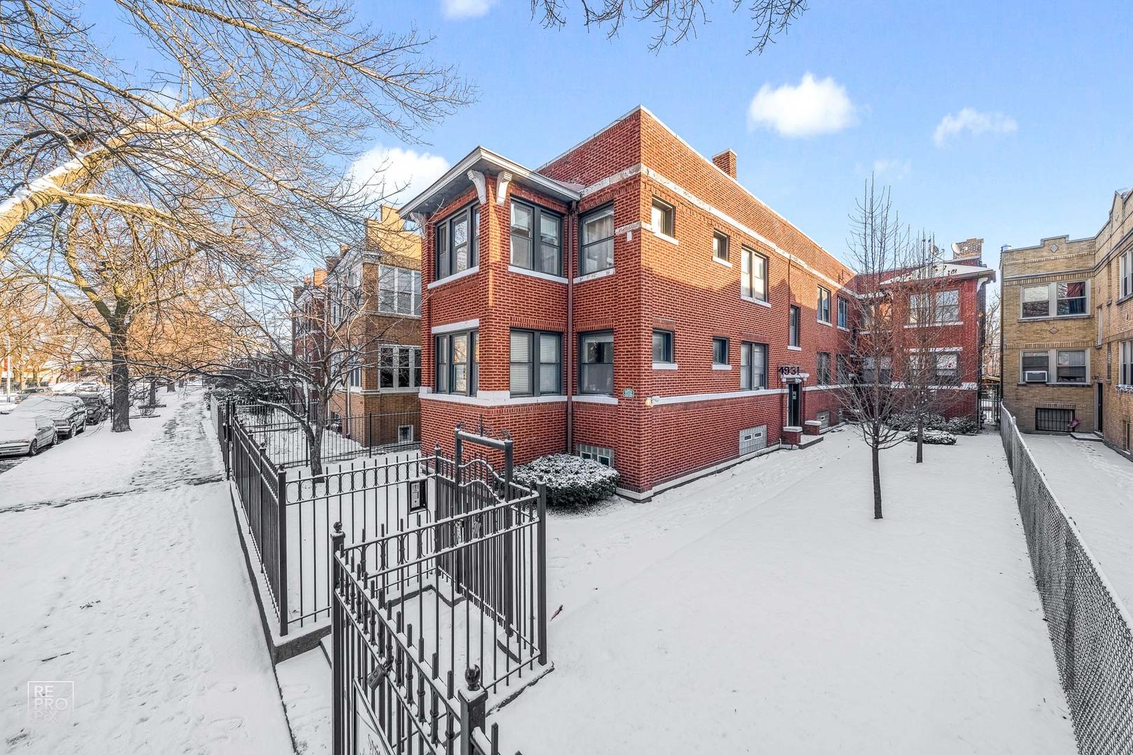 4931 N AVERS Avenue Unit 5, Chicago IL 60625