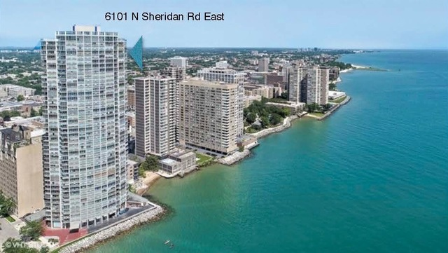 6101 N Sheridan Road Unit 27B, Chicago IL 60660