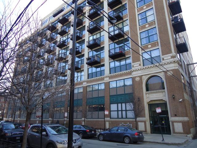 221 E Cullerton Street Unit 814, Chicago IL 60616
