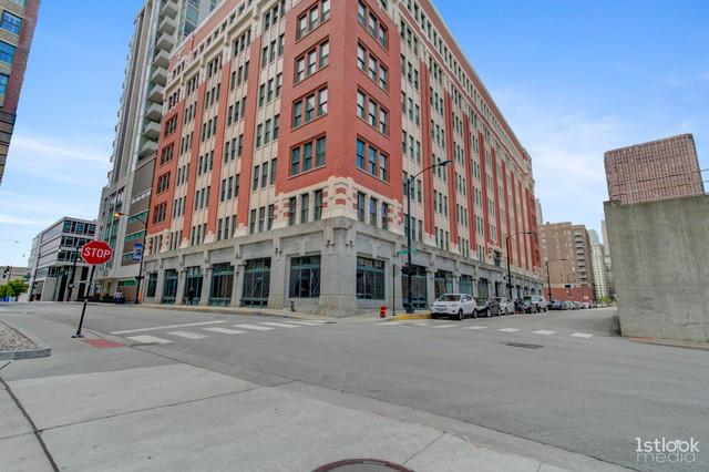 732 S FINANCIAL Place Unit 601, Chicago IL 60605