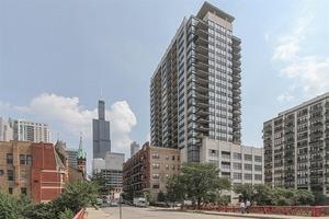 210 S DESPLAINES Street Unit 1509, Chicago IL 60661
