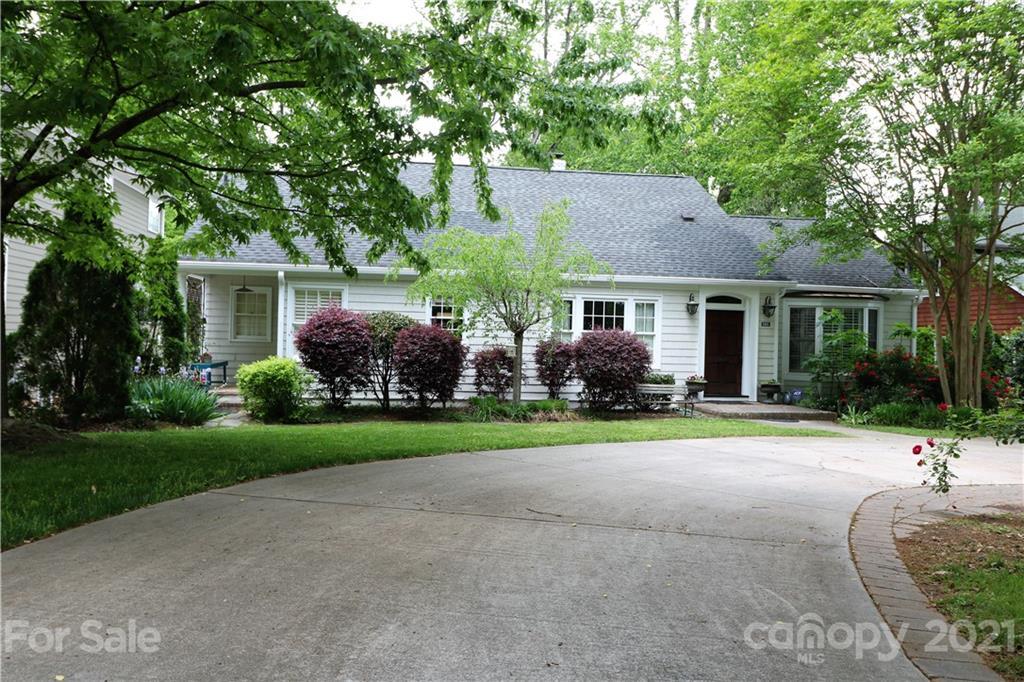 1405 Lilac Road, Charlotte NC 28209