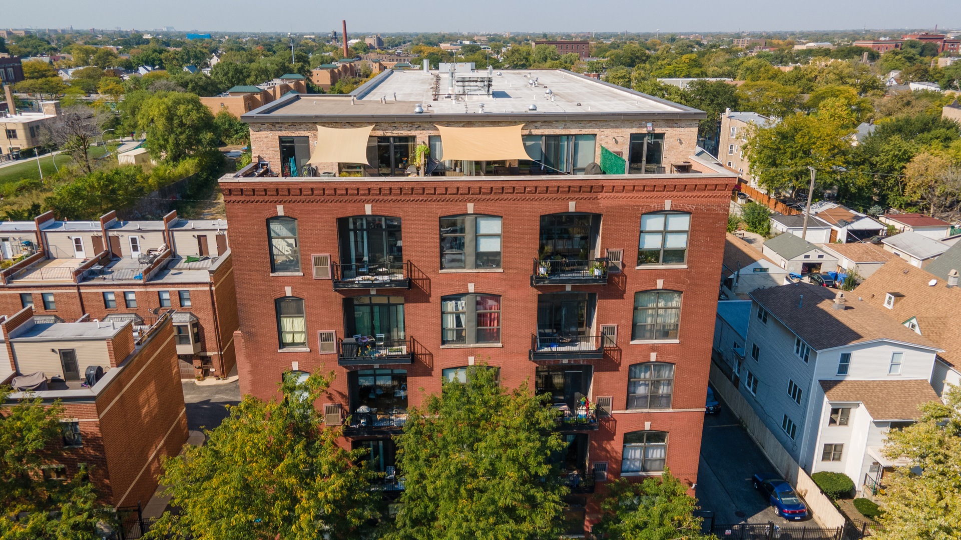 1820 N SPAULDING Avenue Unit 505, Chicago IL 60647
