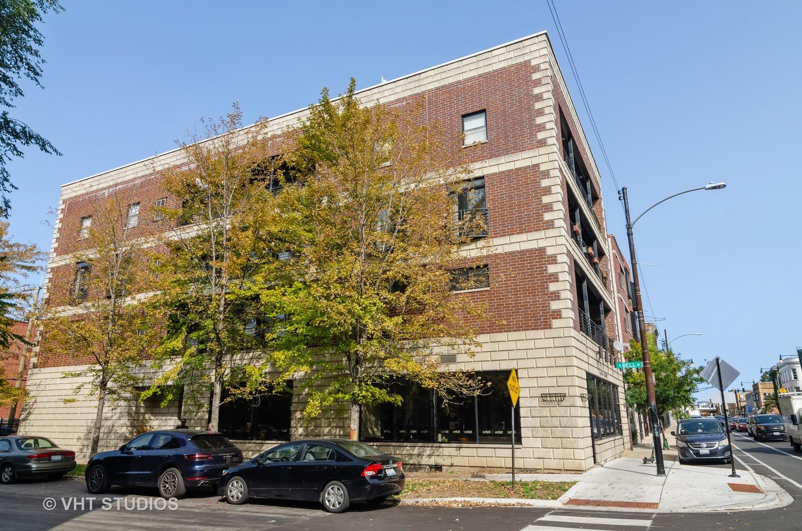 1611 N Bell Avenue Unit 2W, Chicago IL 60647