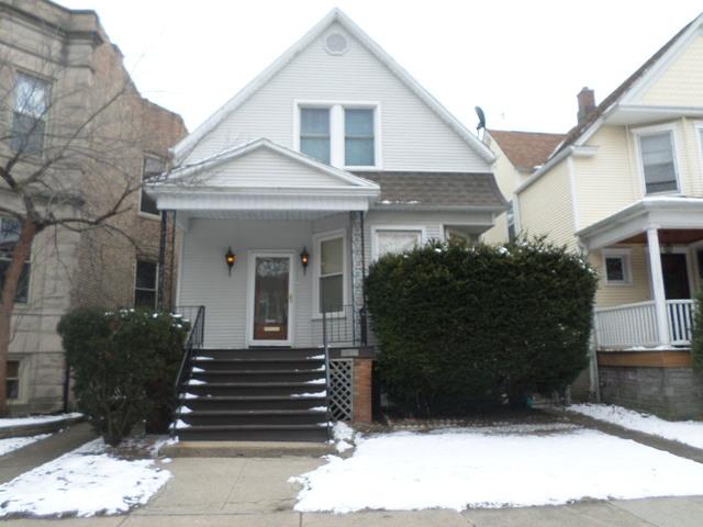 3619 N Hamilton Avenue, Chicago IL 60618