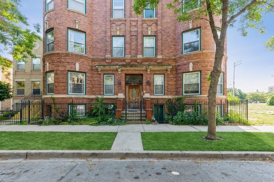 4817 S Evans Avenue Unit 2S, Chicago IL 60615