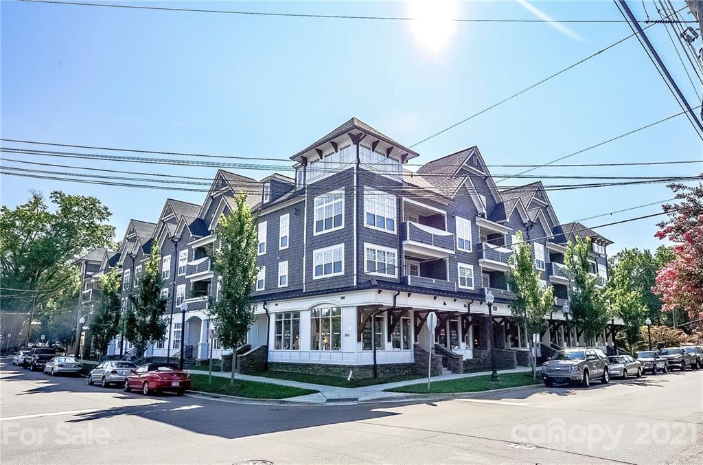 301 E Tremont Avenue Unit 107, Charlotte NC 28203