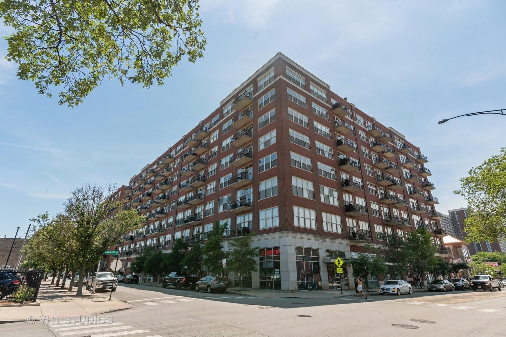 6 S LAFLIN Street Unit 817, Chicago IL 60607