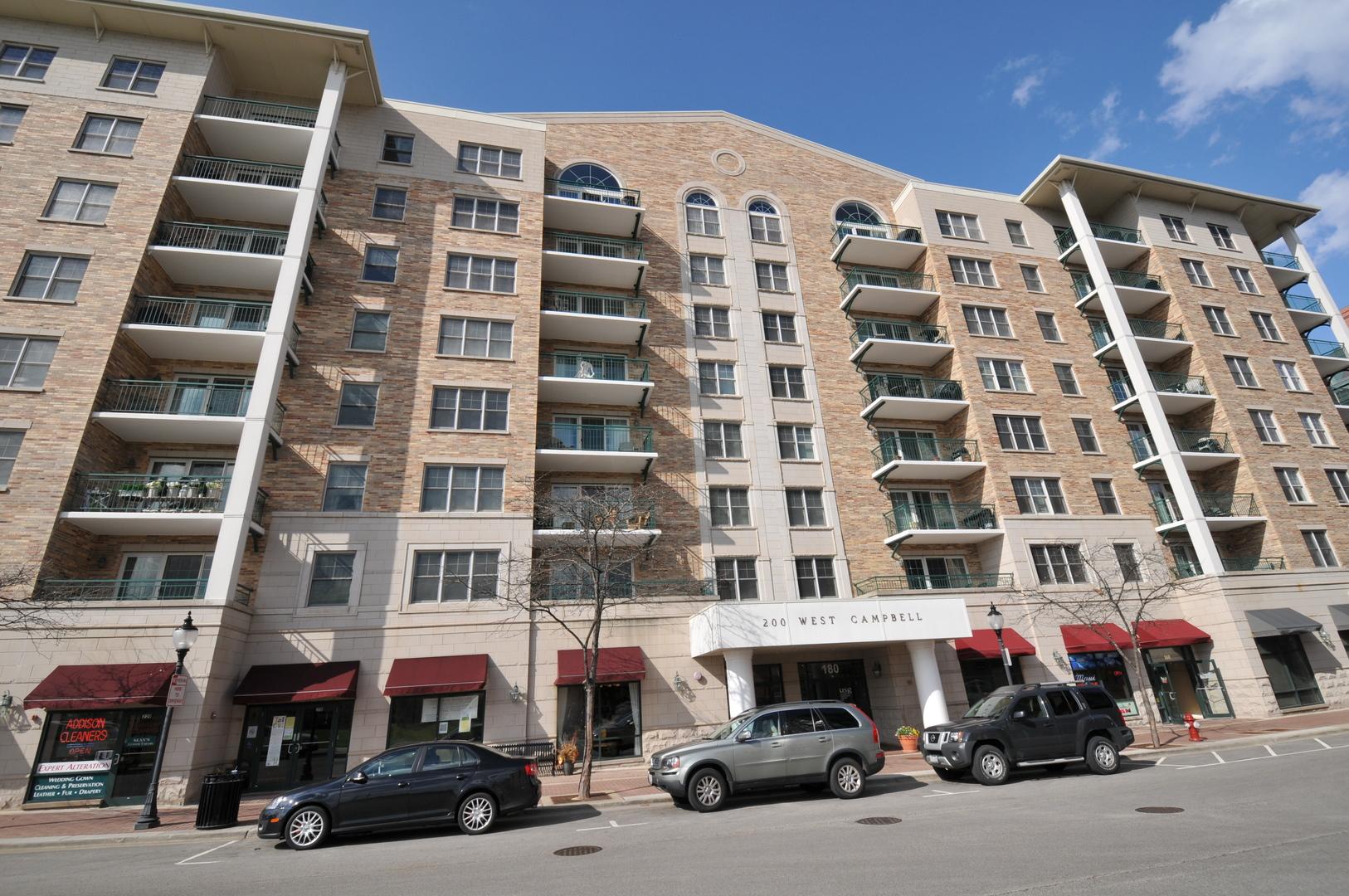 200 W Campbell Street Unit 710, Arlington Heights IL 60005