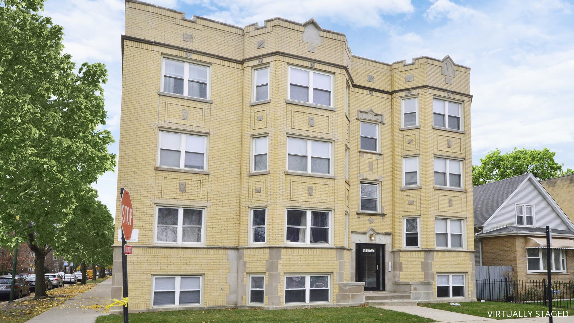 1939 W Granville Avenue Unit 1A, Chicago IL 60660