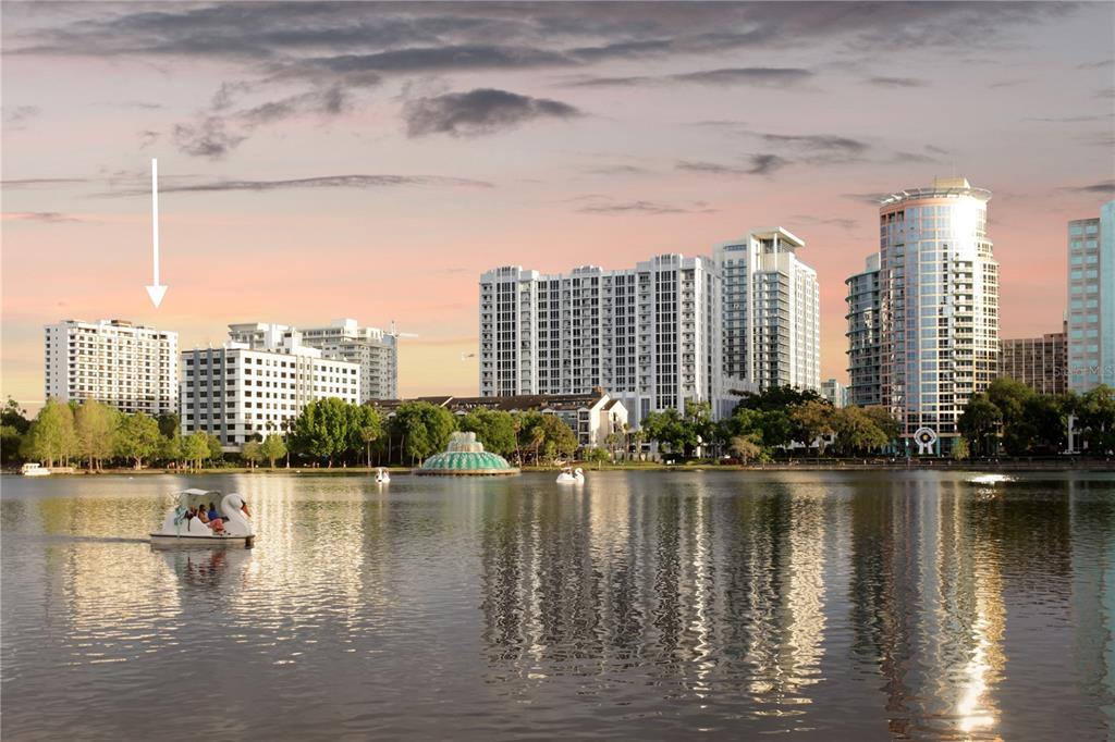 530 E CENTRAL BLVD #501, Orlando FL 32801