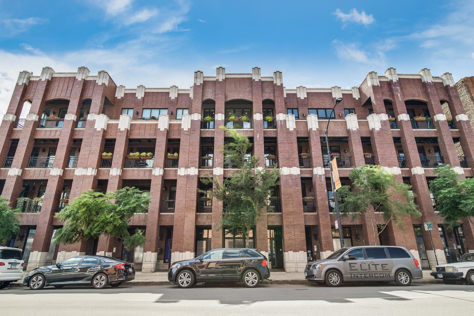 1415 W Chicago Avenue Unit 3, Chicago IL 60622