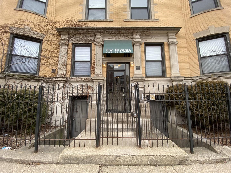 4608 S Calumet Avenue Unit 2N, Chicago IL 60653