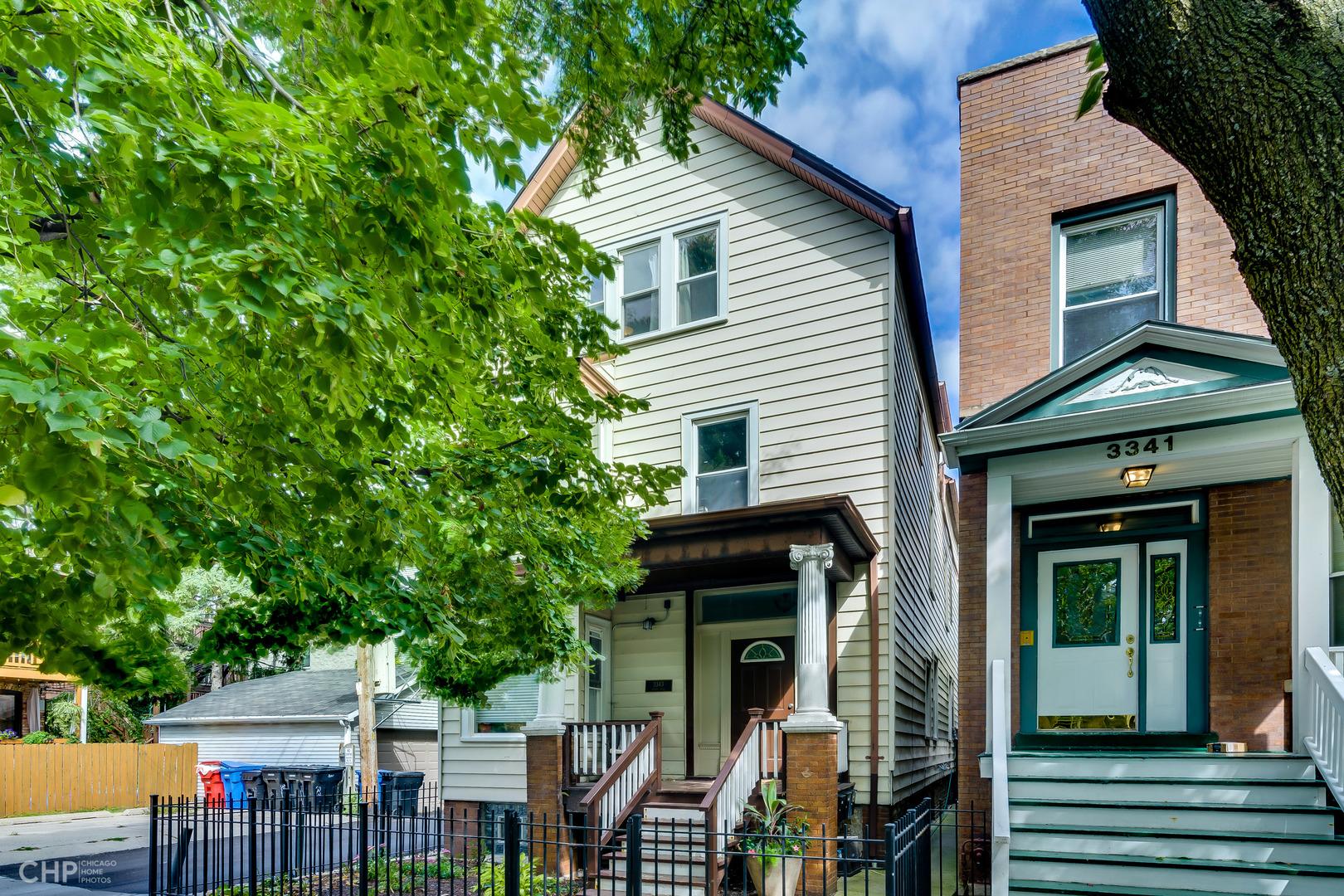 3343 N Bell Avenue Unit 3, Chicago IL 60618