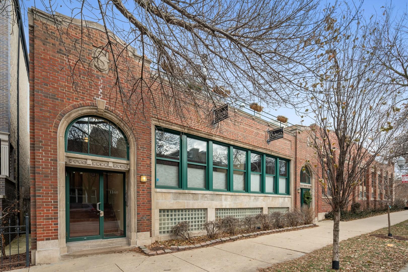 1140 W Cornelia Avenue Unit D, Chicago IL 60657
