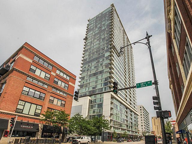 1720 S Michigan Avenue Unit 2211, Chicago IL 60616