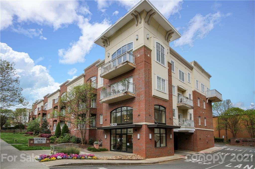 1829 Kenilworth Avenue Unit 204, Charlotte NC 28203