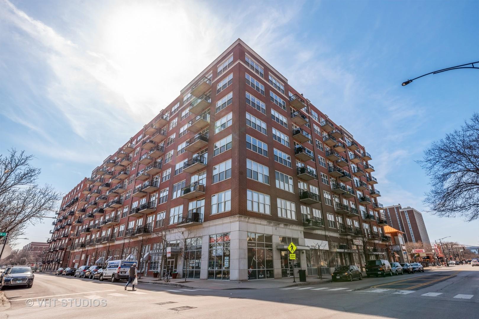 6 S Laflin Street Unit 806, Chicago IL 60607