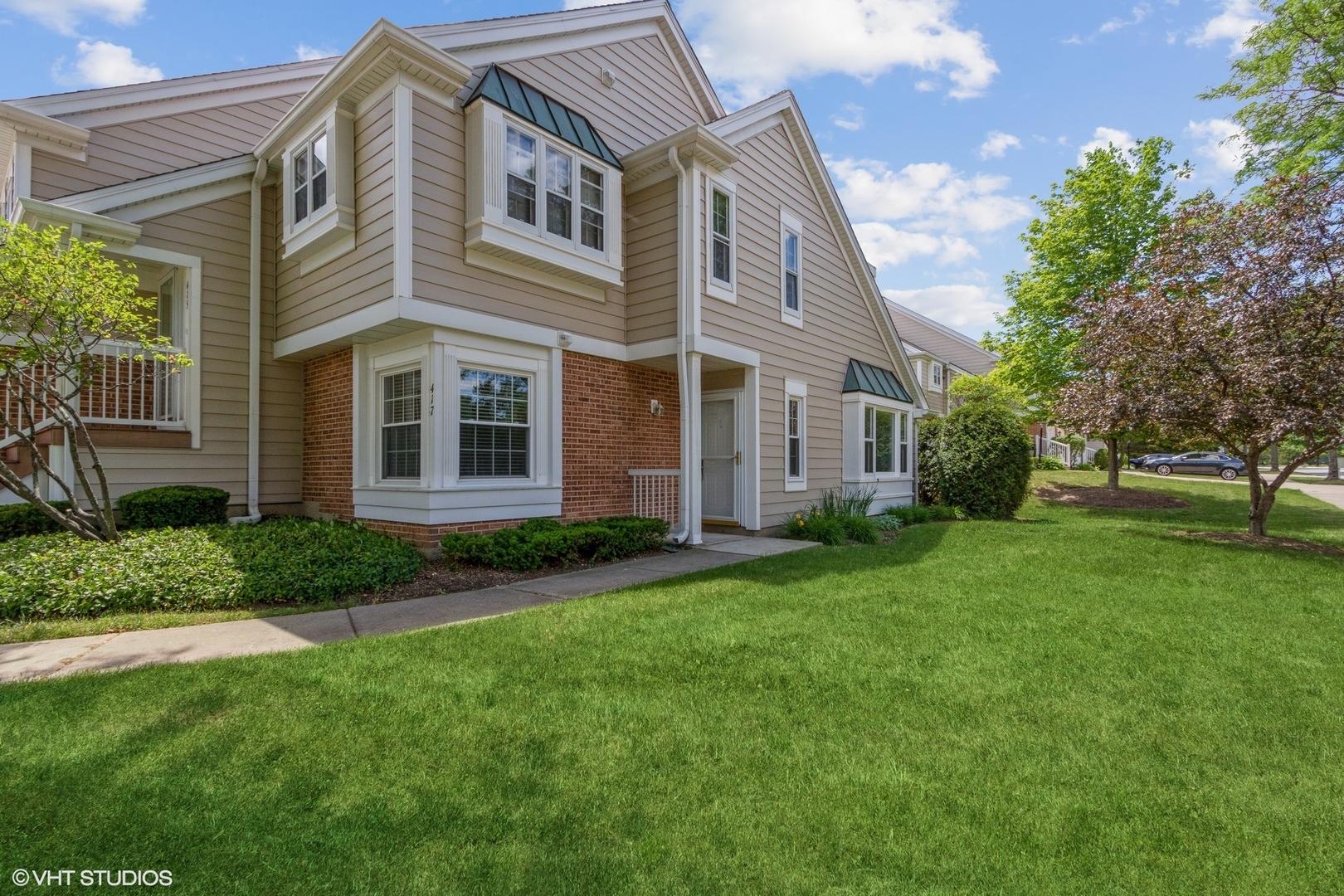 417 Covington Terrace Unit 417, Buffalo Grove IL 60089
