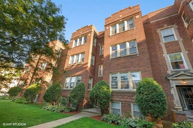 2605 W Agatite Avenue Unit 3, Chicago IL 60625