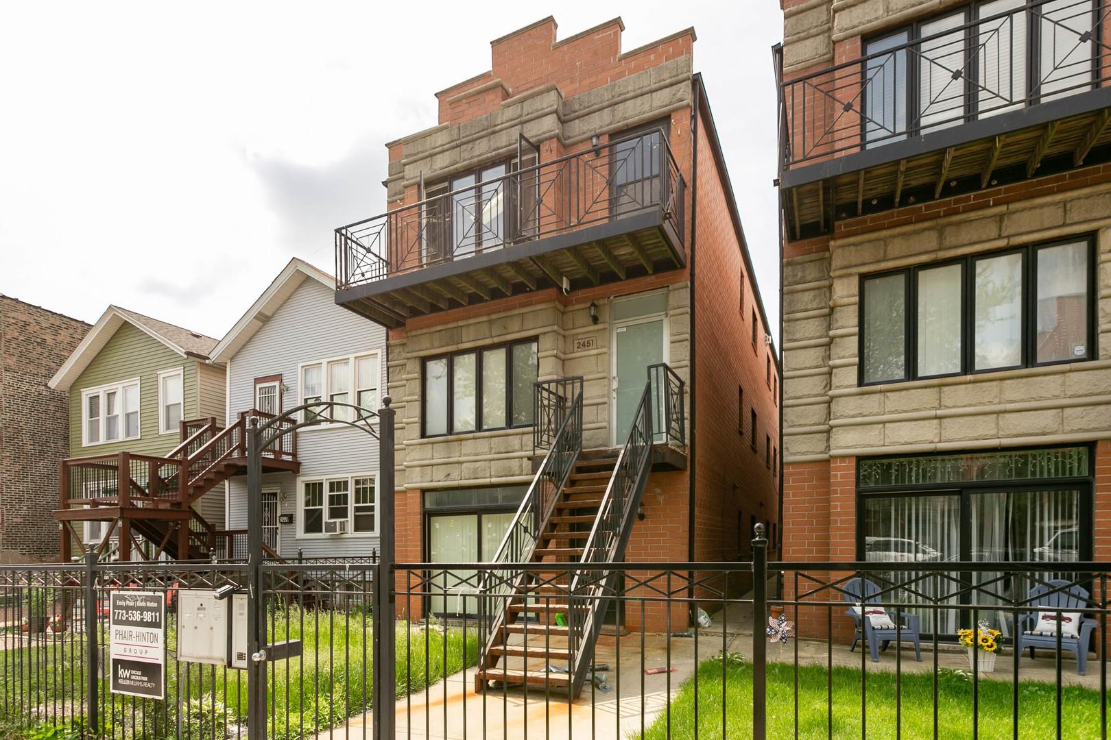 2451 W Arthington Street Unit 1, Chicago IL 60612