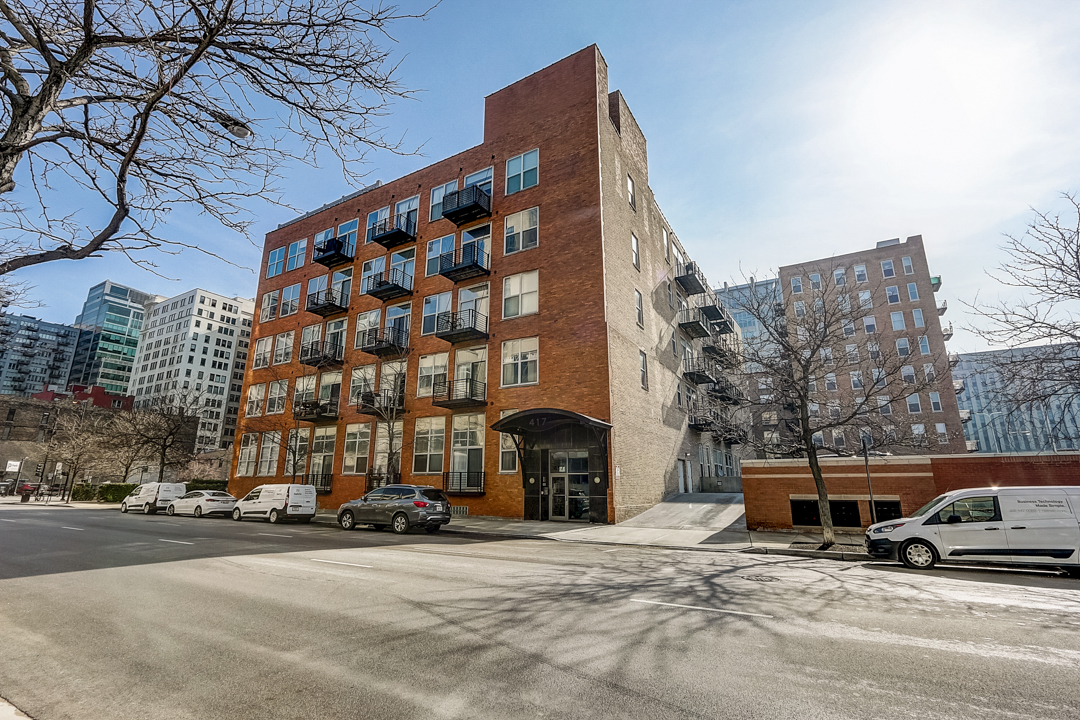 417 S Jefferson Street Unit 308B, Chicago IL 60607