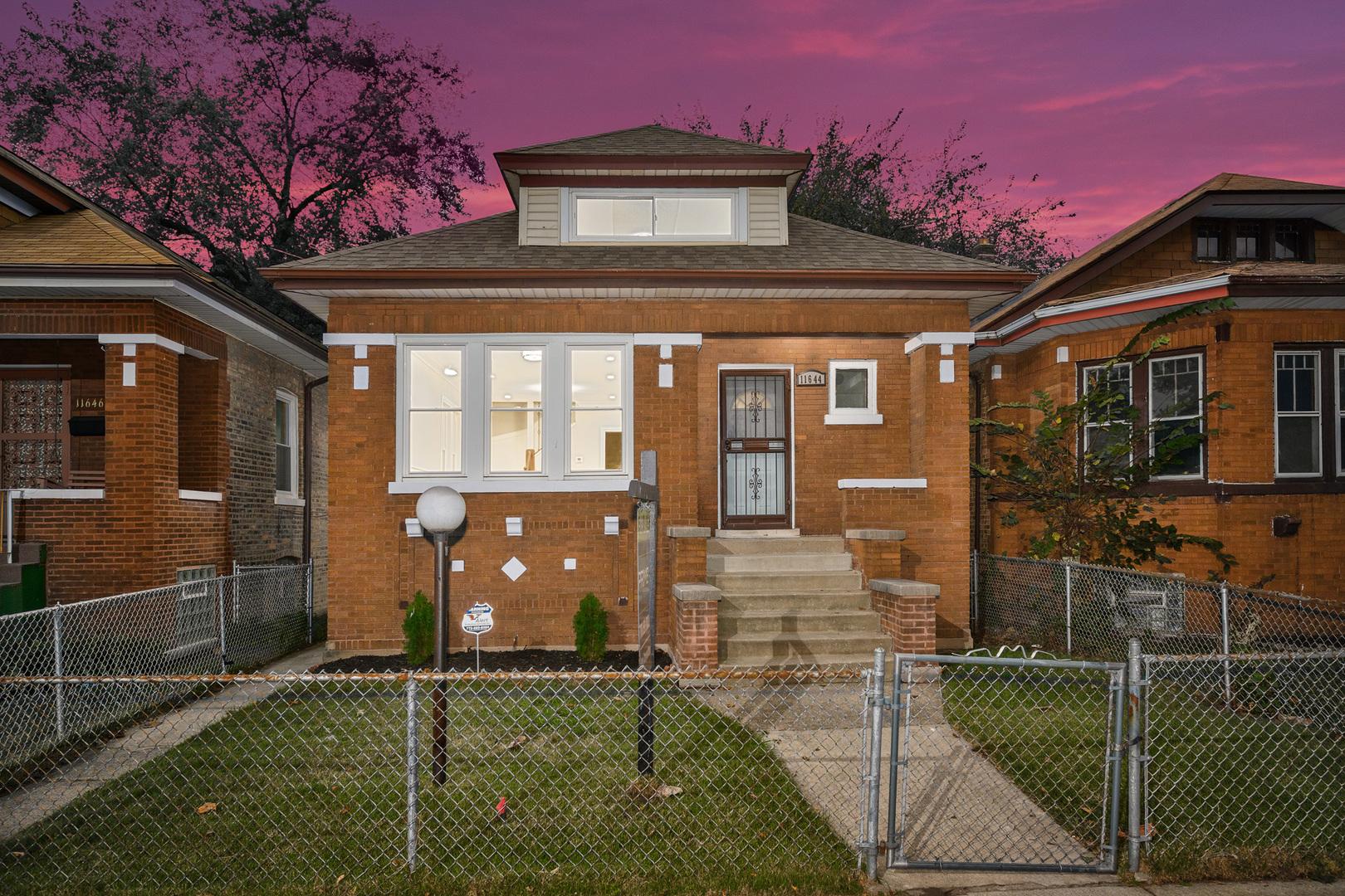 11644 S Lowe Avenue, Chicago IL 60628