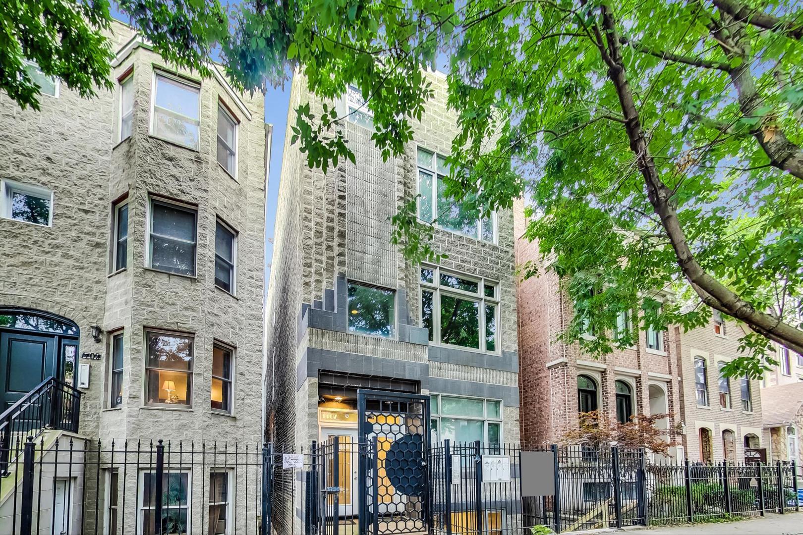 1407 N Mohawk Street Unit G, Chicago IL 60610