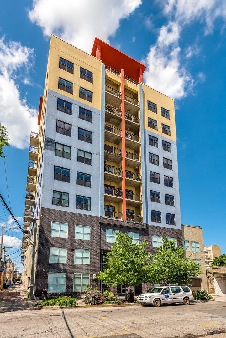 1122 W CATALPA Avenue Unit 418, Chicago IL 60640