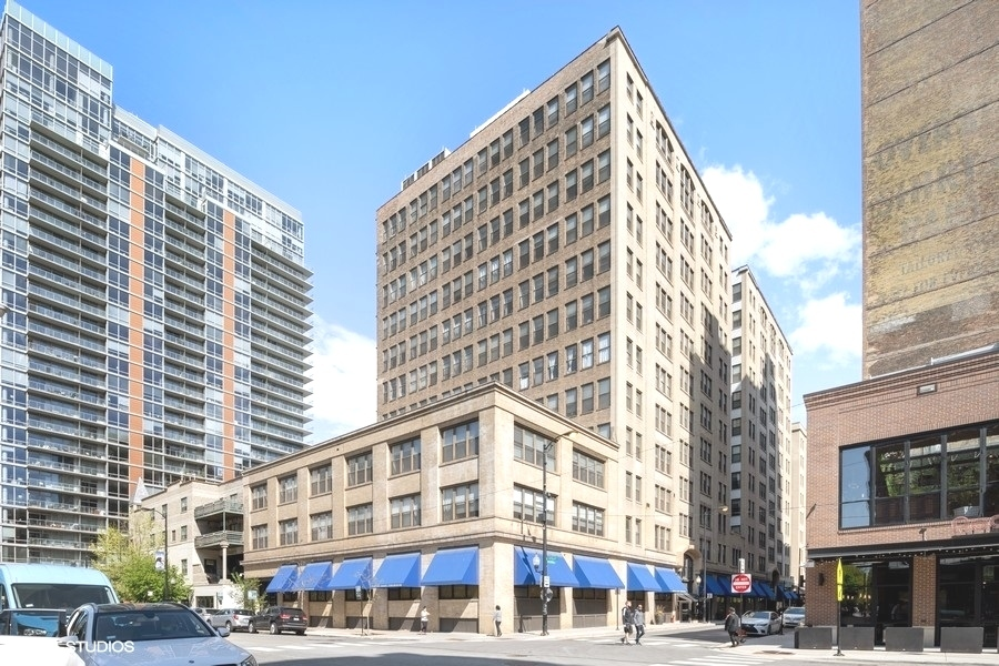 740 S Federal Street Unit 206, Chicago IL 60605