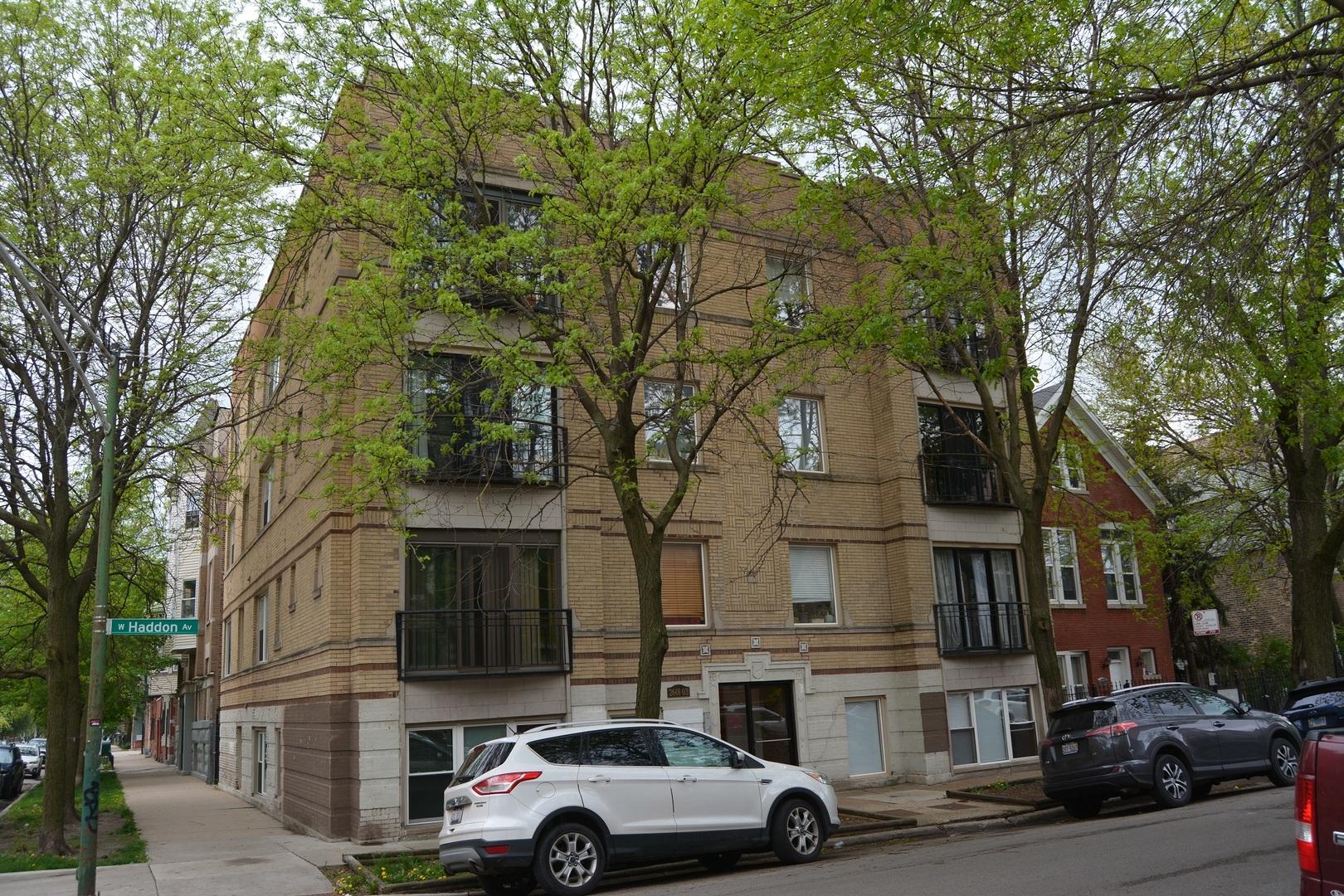 2603 W Haddon Avenue Unit 1W, Chicago IL 60622