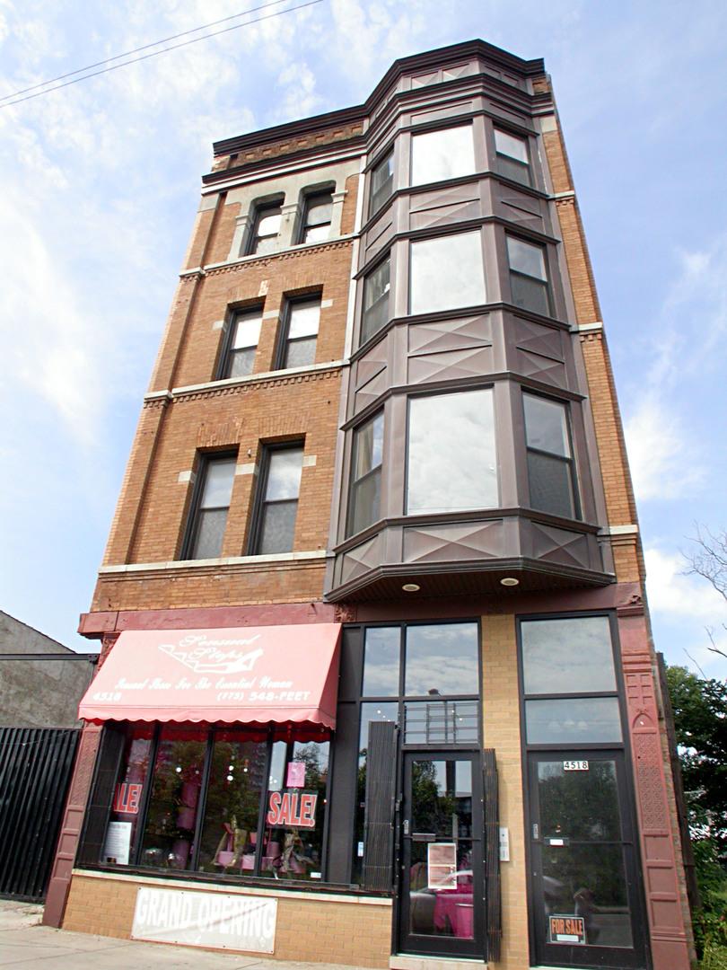4518 S Cottage Grove Avenue Unit 3, Chicago IL 60653