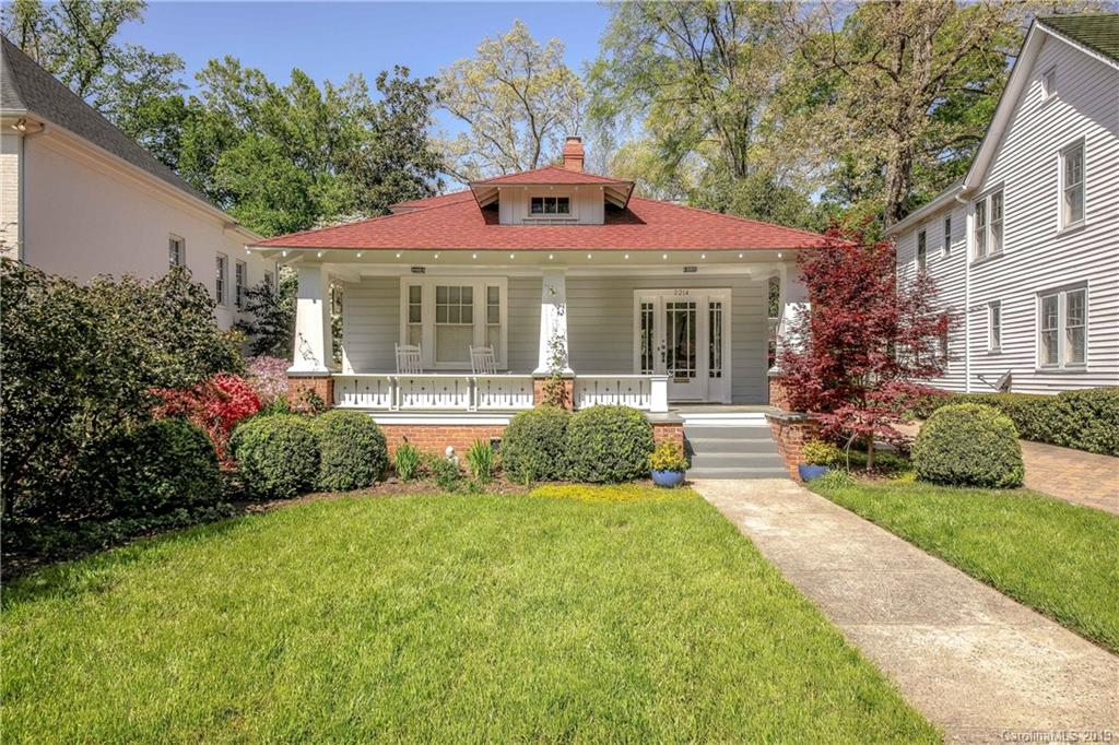 2214 Westminster Place, Charlotte NC 28207