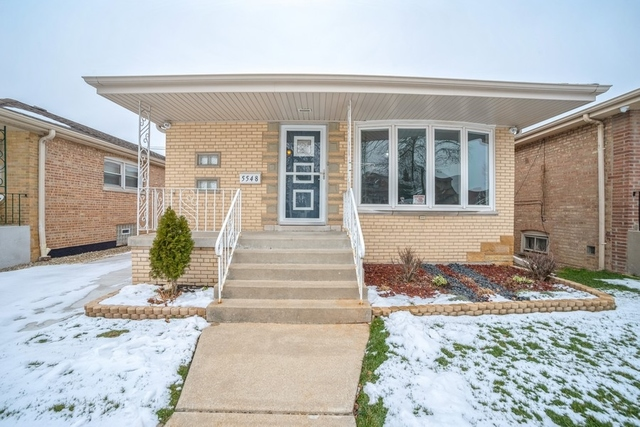 5548 S MAYFIELD Avenue, Chicago IL 60638
