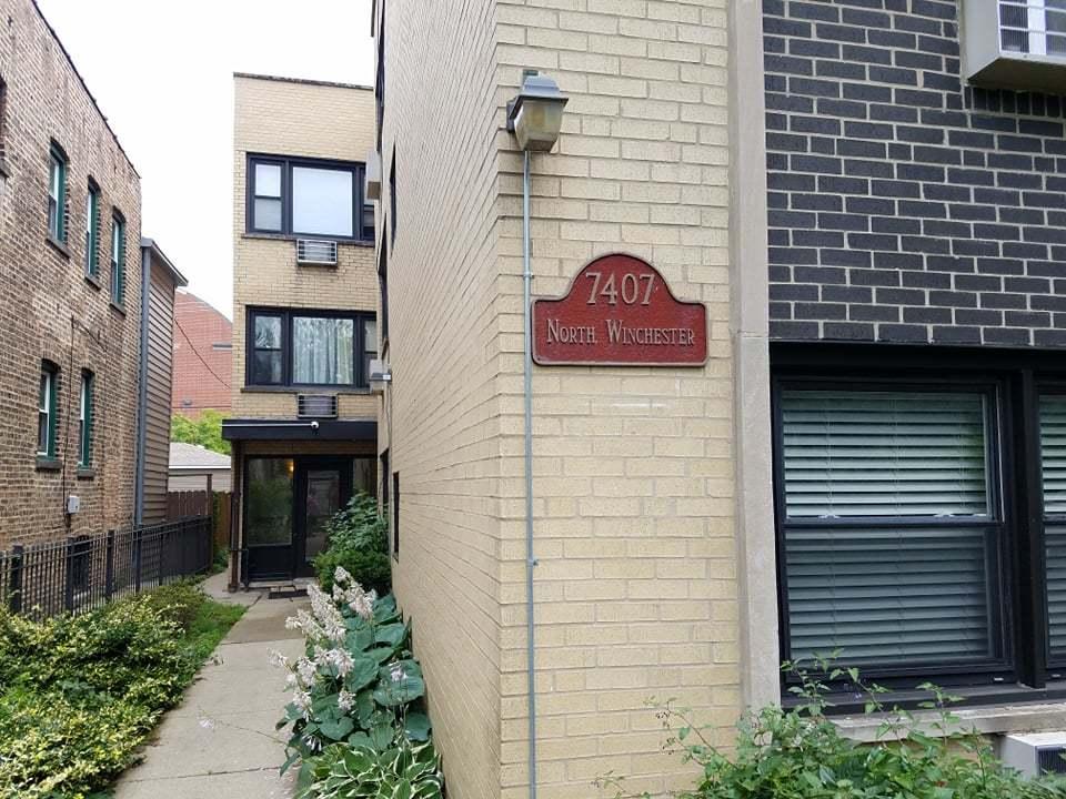 7407 N Winchester Avenue Unit 102, Chicago IL 60626