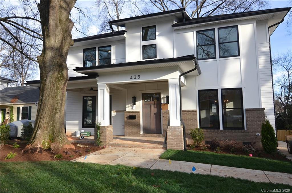 433 Atherton Street, Charlotte NC 28203